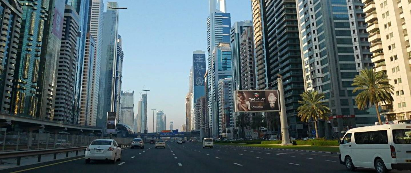 Traffic Regulations Dubai